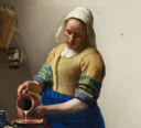 L'insondable Silenci De L'univers De Vermeer