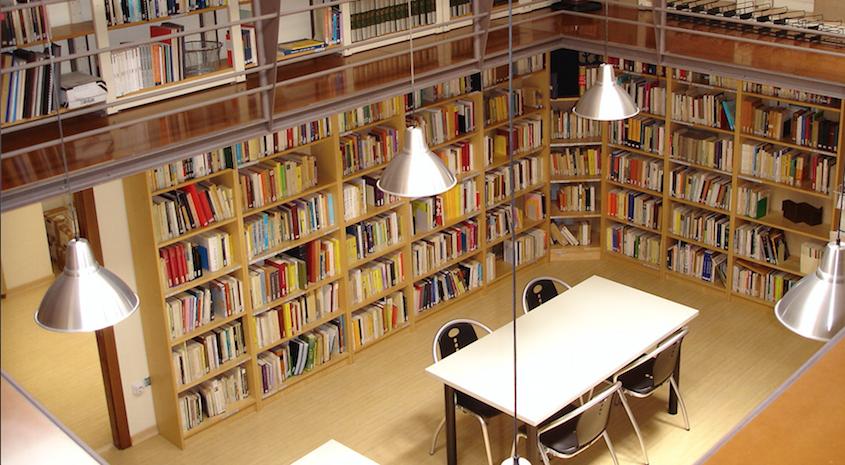 Cetr Biblioteca