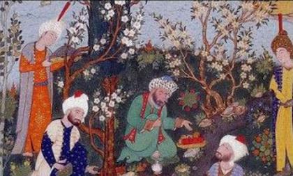Meditant Amb La Tradició De L'Islam