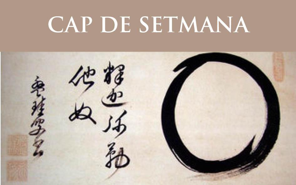 19. CAP DE SETMANA SOBRE ELS ENSENYAMENTS DE LIN-CHI