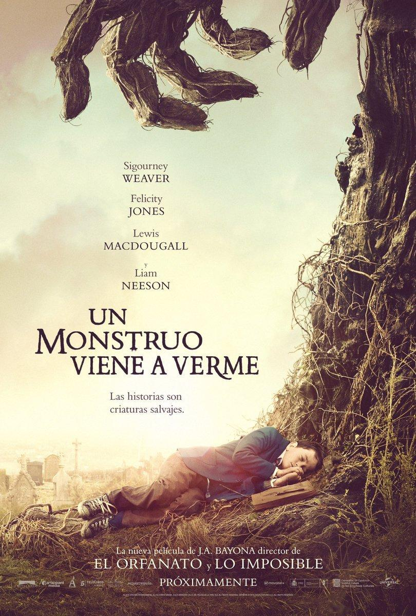 Un Monstruo Viene A Verme A Monster Calls 108553414 Large