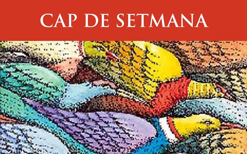 21. CAP DE SETMANA SOBRE EL COL·LOQUI DELS OCELLS DE FARID UDDIN ATTAR