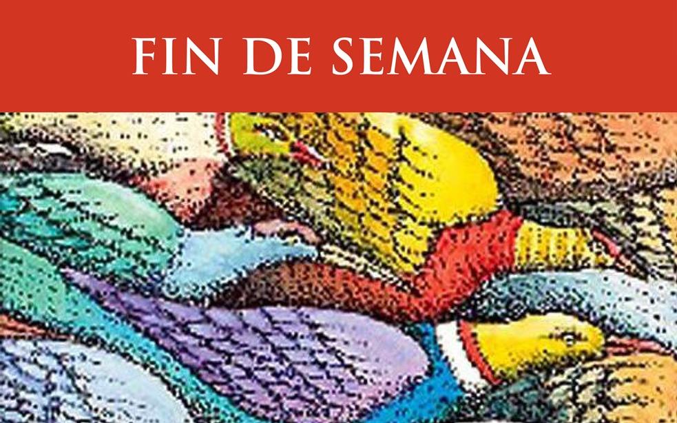 21. FIN DE SEMANA SOBRE EL COLOQUIO DE LOS PÁJAROS DE FARID UDDIN ATTAR