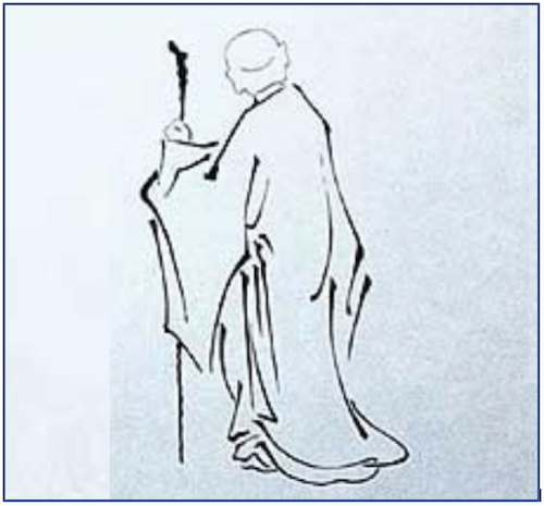 Yoka Daishi Shodoka