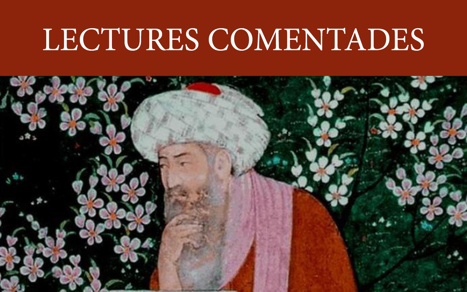 3. LECTURA COMENTADA: IBN ARABÍ – EL TRATADO DE LA UNIDAD