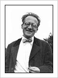 Meditando En Los Alpes  -por Erwin Schrödinger-