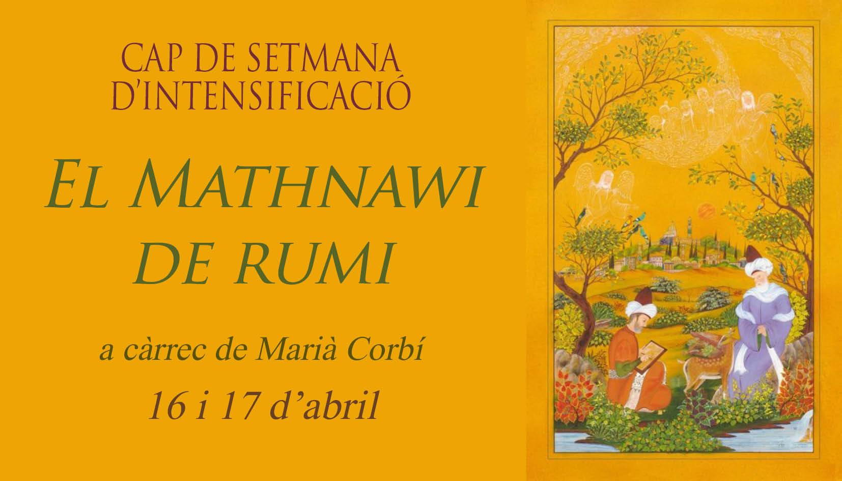 Cap De Setmana Sobre El Mathnawi