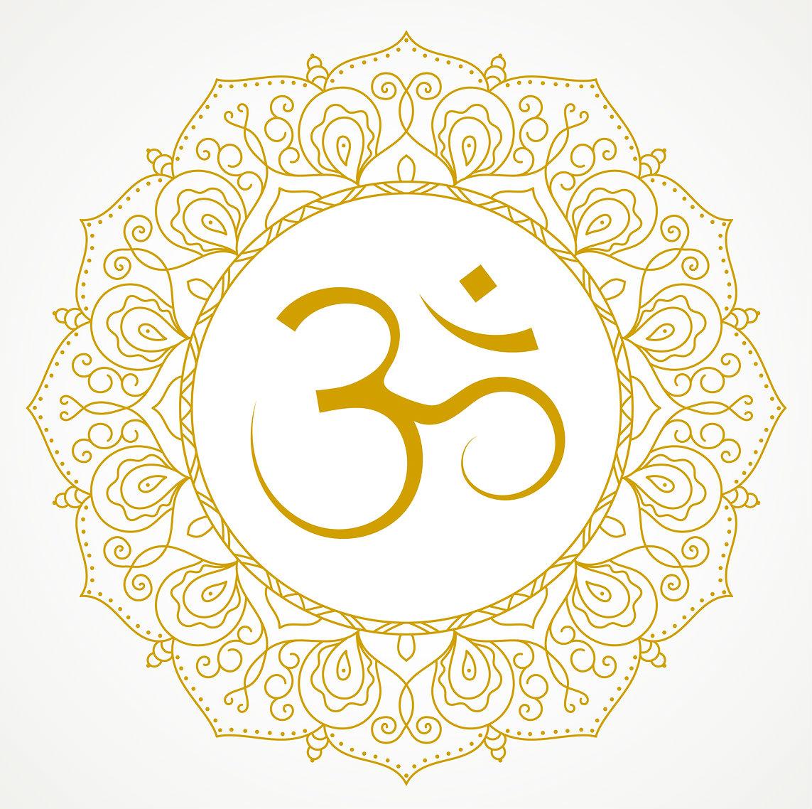 Om Sacred Symbol Hinduism