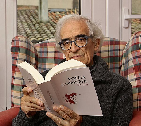 Lluís Solà Retrat