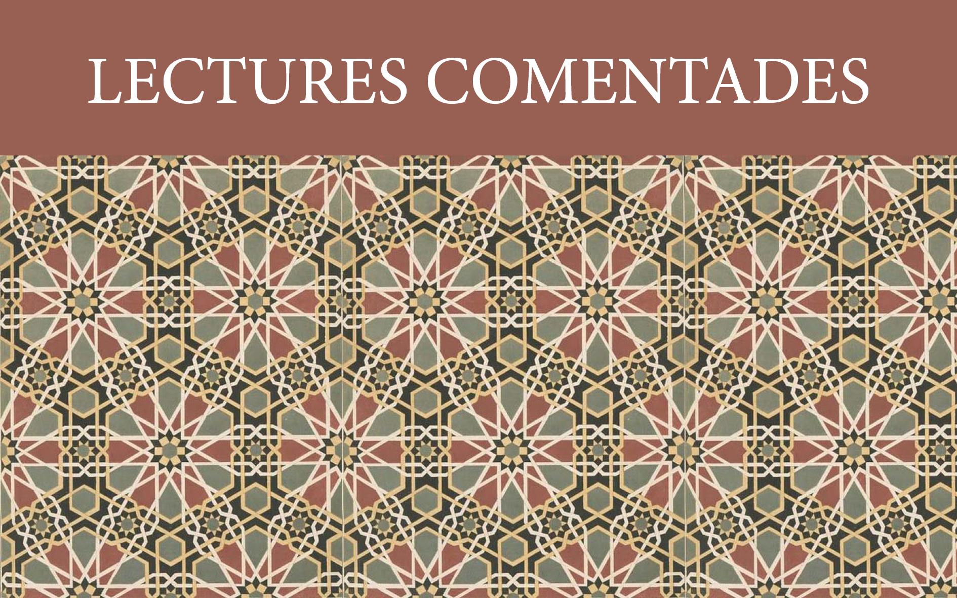 1. LECTURA COMENTADA: EL HOMBRE UNIVERSAL DE AL-YILI (extractes)