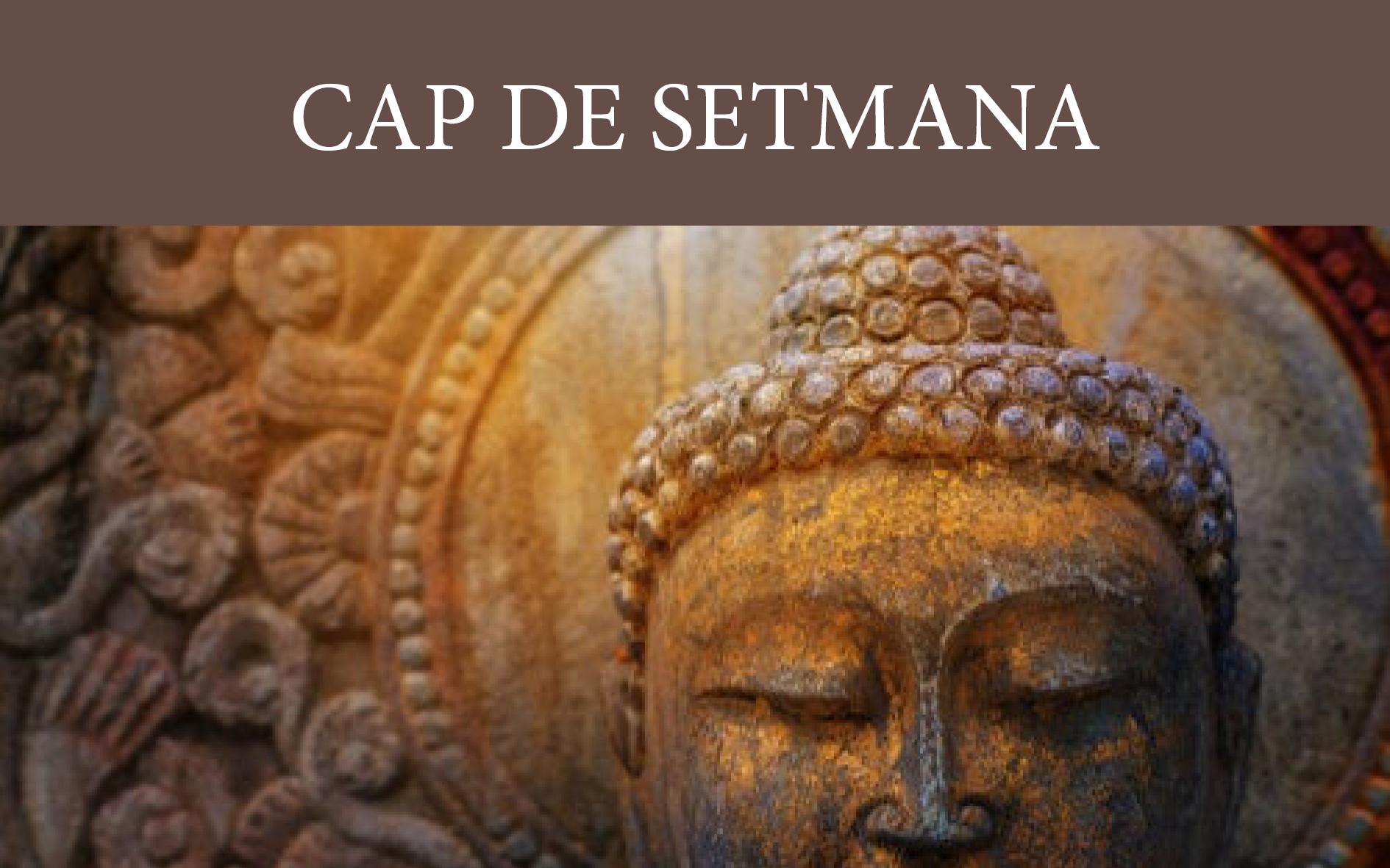 26. CAP DE SETMANA SOBRE EL SUTRA BUDISTA VERSOS SOBRE LA PERFECCIÓ DE LA SAVIESA
