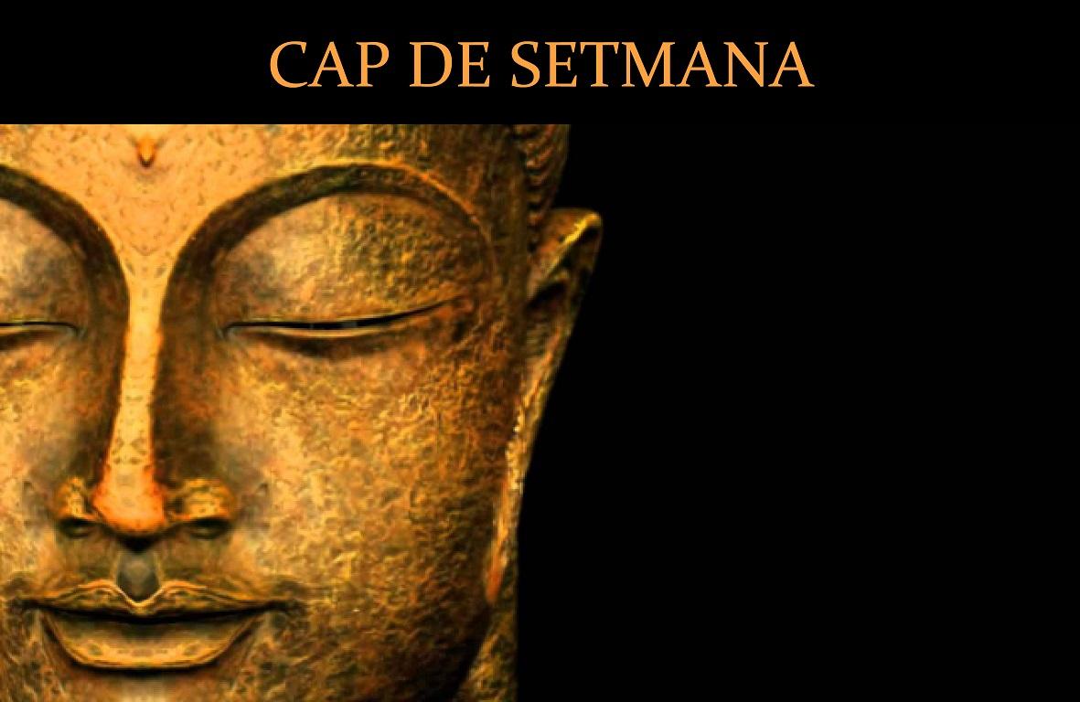 25. CAP DE SETMANA SOBRE EL SUTRA BUDISTA VERSOS SOBRE LA PERFECCIÓ DE LA SAVIESA