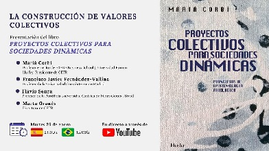 PROYECTOS COLECTIVOS PARA SOCIEDADES DINÁMICAS. Presentación Libro